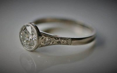 How much is an engagement ring?