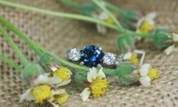 A beautiful 'recycled' ring