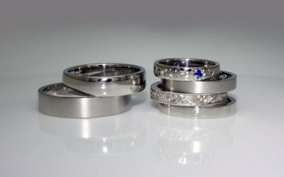 How to design your Wedding (or Commitment) Rings – Part 1